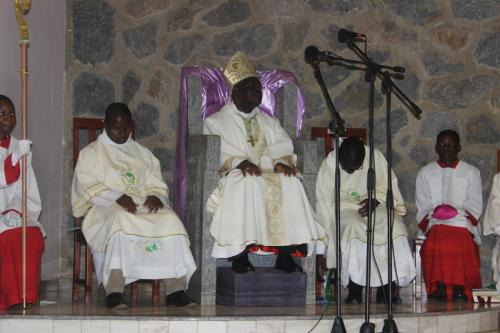 Installation Mass of Archbishop Banda