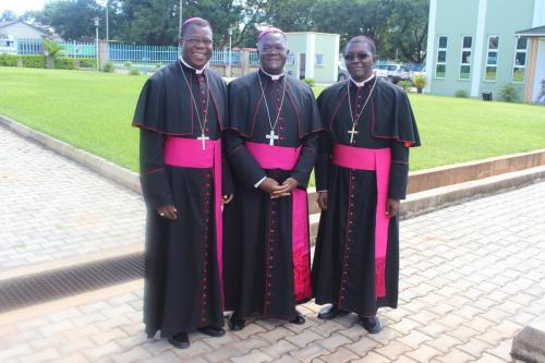 Archbishop Banda's Farewell Mass